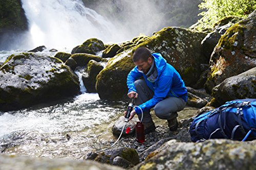 Katadyn Water Microfiltration - For Backpacking, hiking, camping, or emergency water purification, Purify up to 13,000 gallons - 3
