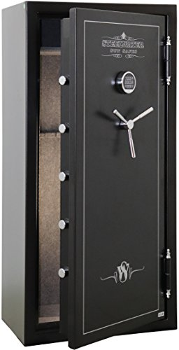 Steelwater Amsw592818 Heavy Duty Long Gun Safe Survivaltech